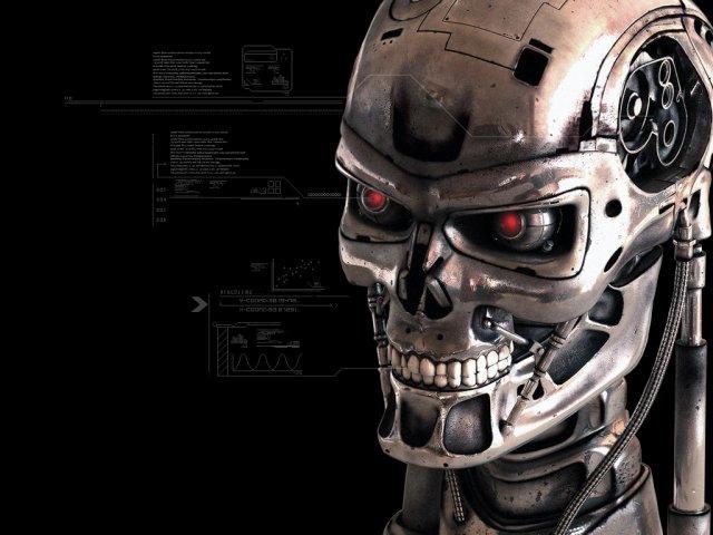 Скайнет разработал роботов-инфильтраторов для обнаружения вражеских